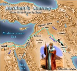 abrahams journey