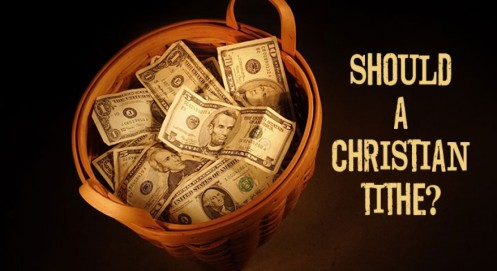 Should a Christian Tithe